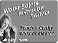 Water Safety Instructor Trainer Certification Courses & WSIT Training Classes in Arizona (AZ)